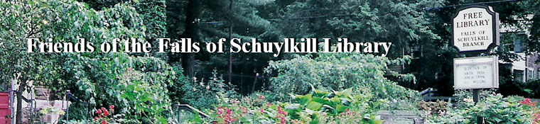 Friends of the Falls of Schuylkill Library